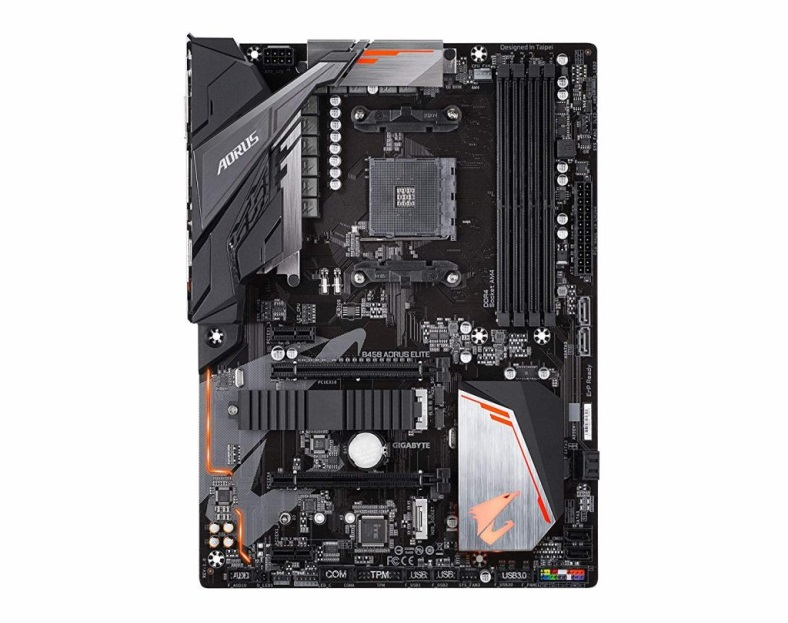 GIGABYTE is in 2nd position of the list of  the best motherboard for ryzen 5 2600