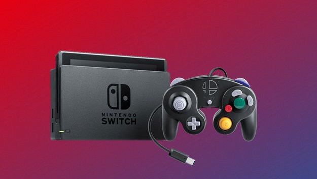 Nintendo Switch: Using Gamecube controllers - you have to pay attention