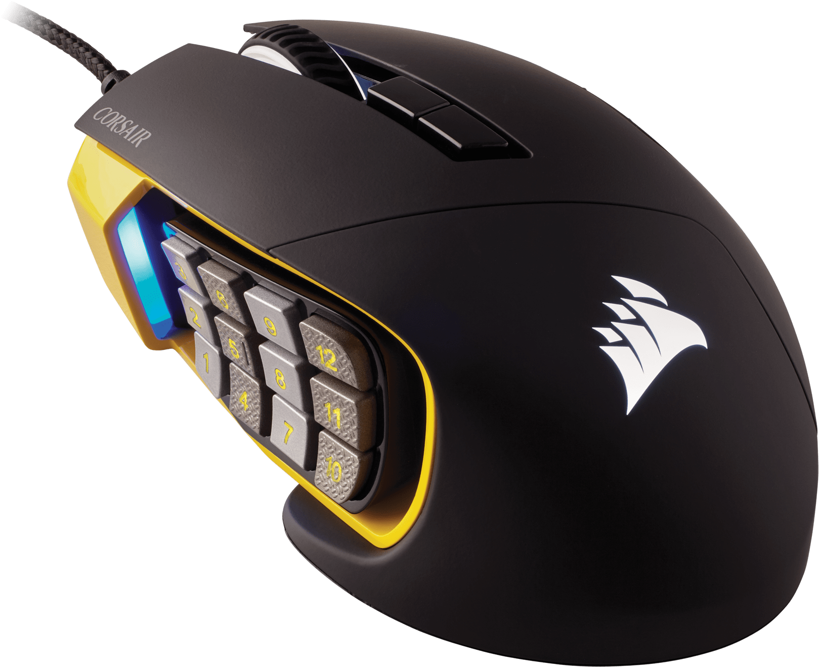 MM4 gaming mouse