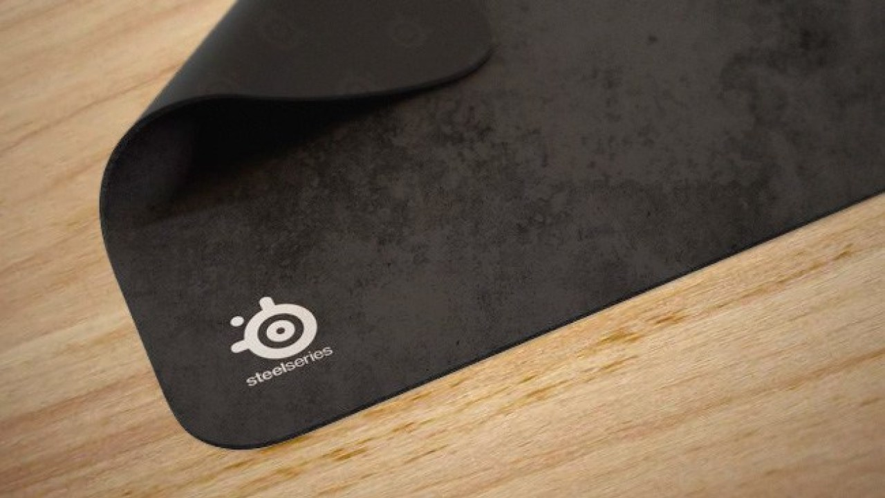 clean a mouse pad