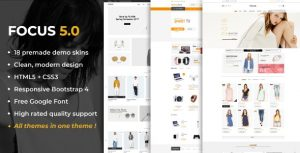 best shopify themes for clothing
